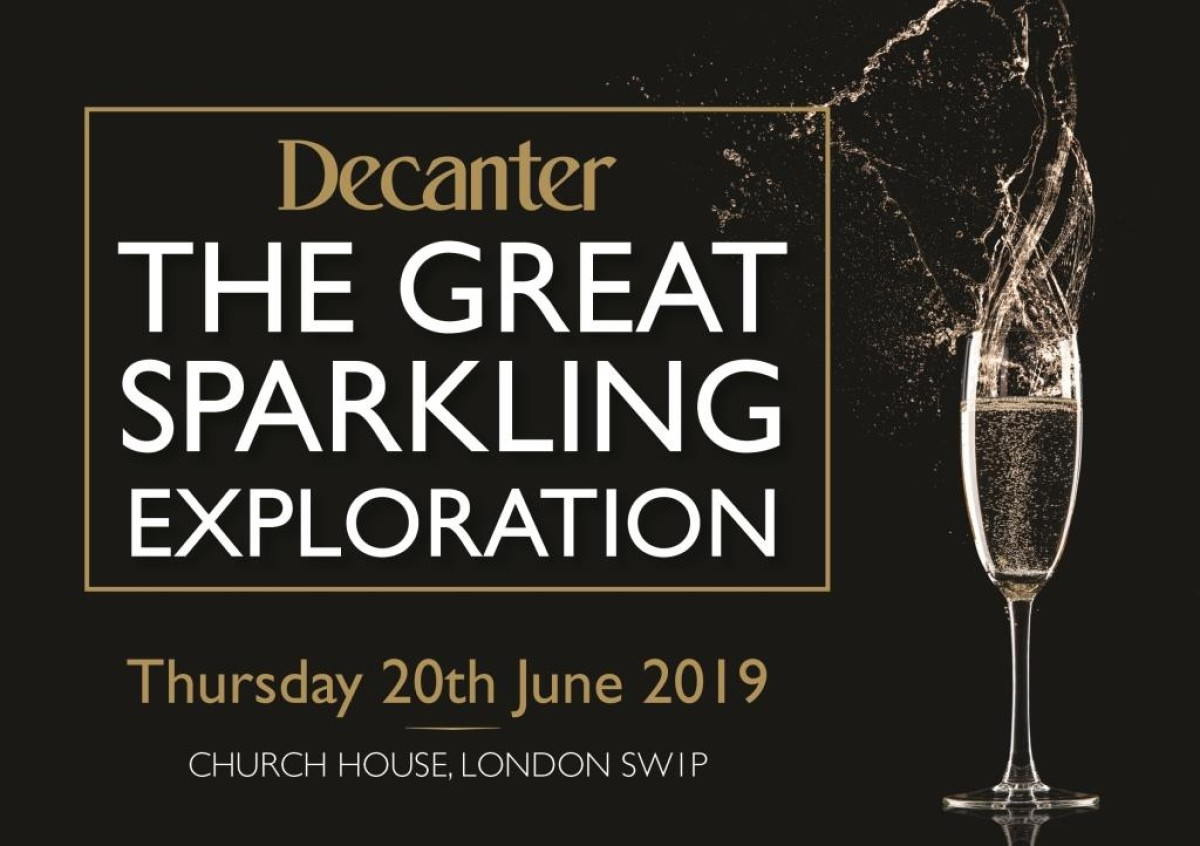Decanter Great Sparkling Exploration